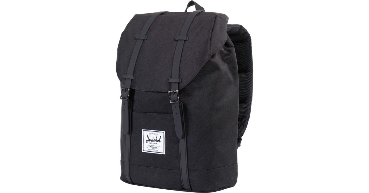 2126e6a6bf Lyst - Herschel Supply Co. Retreat 19.5l Backpack in Black for Men