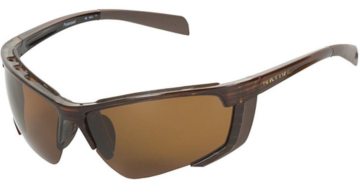 47d901c9ad Lyst - Native Eyewear Vim Polarized Sunglasses in Brown for Men