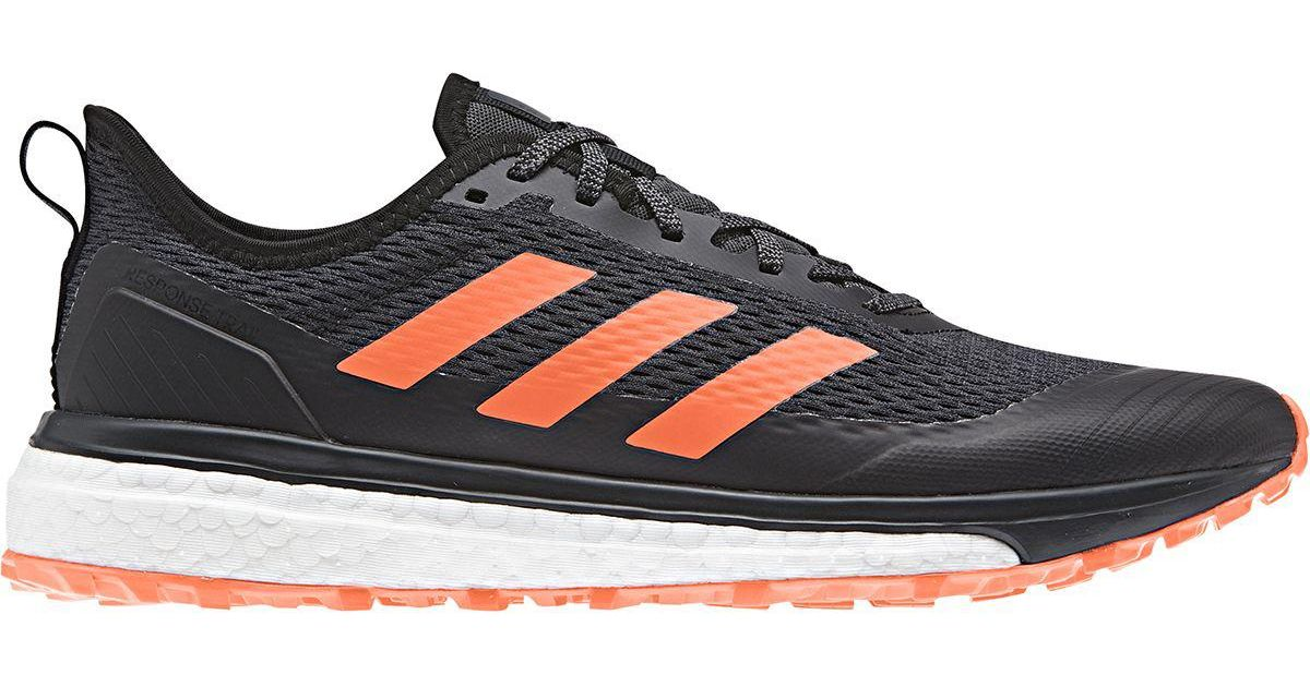 Adidas Originals Multicolor Response Boost Trail Running Boot for Men Lyst