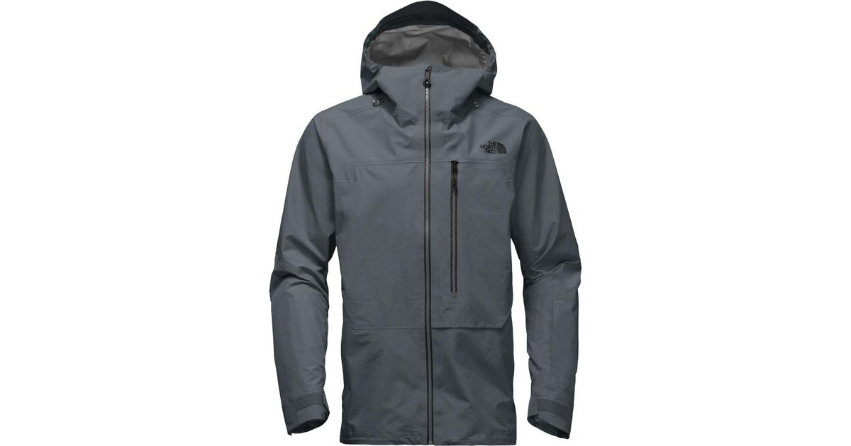 9beb8f52b1f2 Lyst - The North Face Free Thinker Hooded Jacket in Gray for Men