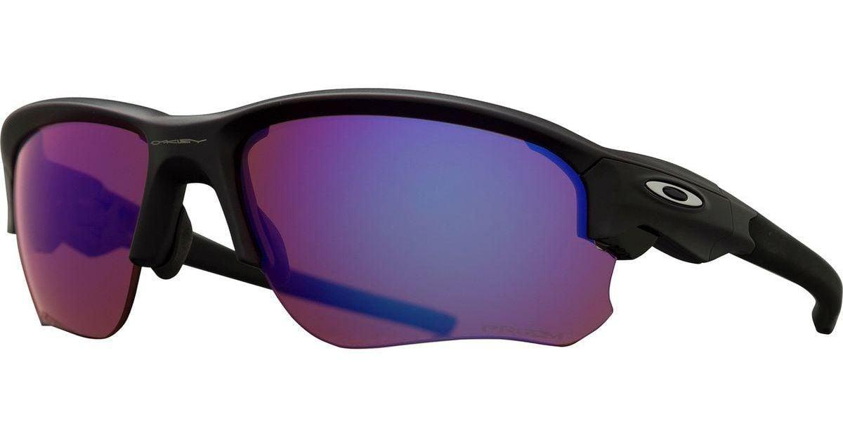 0a42a35c47c Lyst - Oakley Flak Draft Prizm Sunglasses in Blue for Men