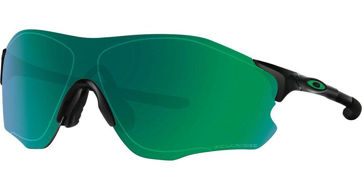 05142523635 Lyst - Oakley Evzero Path Sunglasses - Polarized in Green for Men