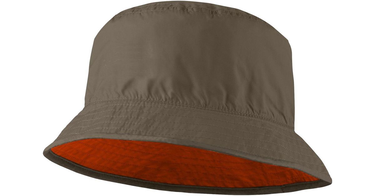 42d685ce Lyst - The North Face Sun Stash Hat in Brown for Men