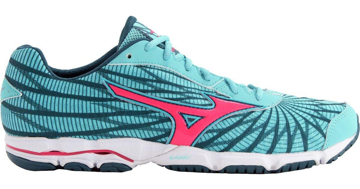 watch 37082 c204a Mizuno - Blue Wave Hitogami 4 Running Shoe for Men - Lyst