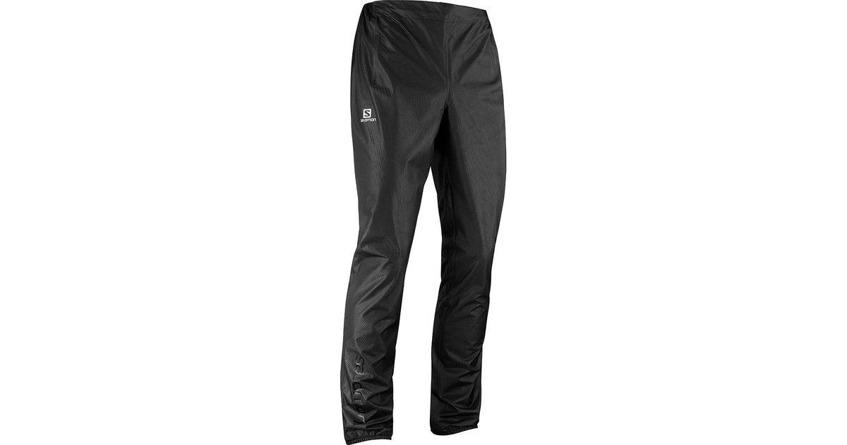online Ausverkauf zuverlässige Qualität Yves Salomon - Black Bonatti Race Waterproof Pant for Men - Lyst
