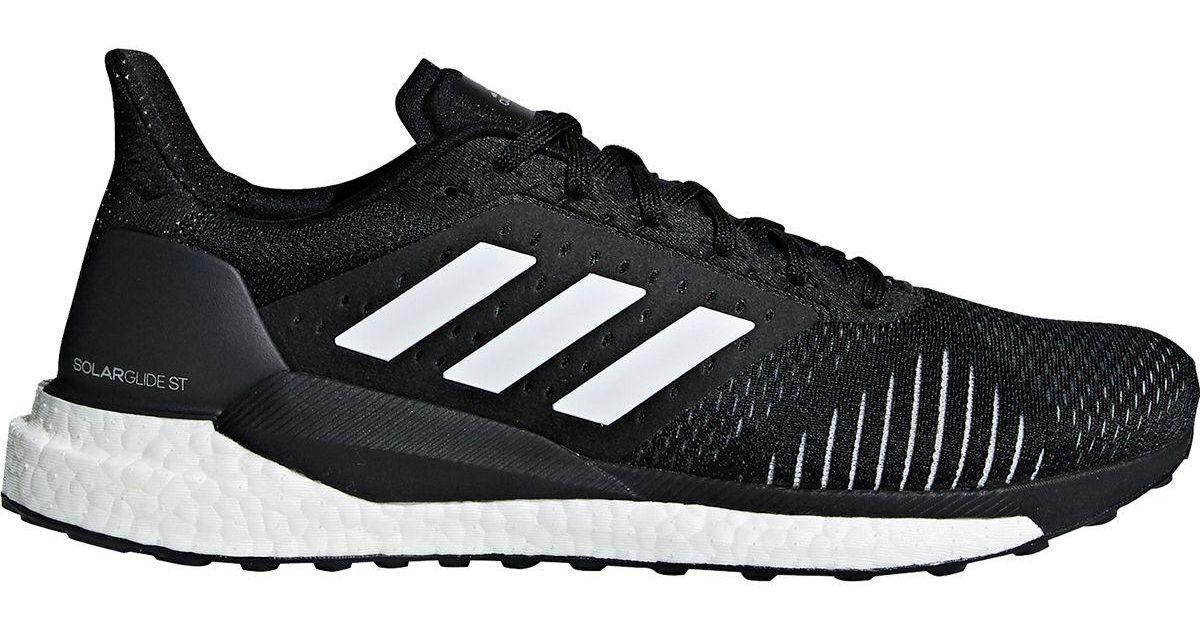 8feaa5a69ff Adidas - Black Solar Glide St Boost Running Shoe for Men - Lyst