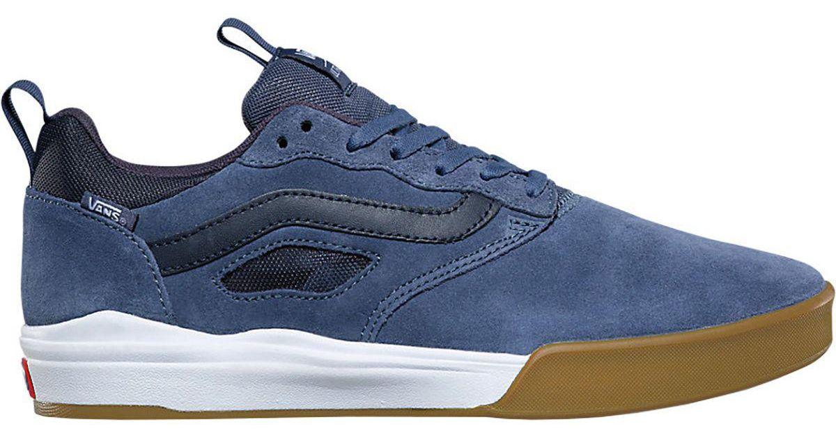 b172374d4b Lyst - Vans Ultrarange Pro Skate Shoe in Blue for Men
