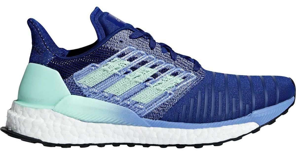 online store fb94f 92c30 Lyst - Adidas Solar Boost Running Shoe