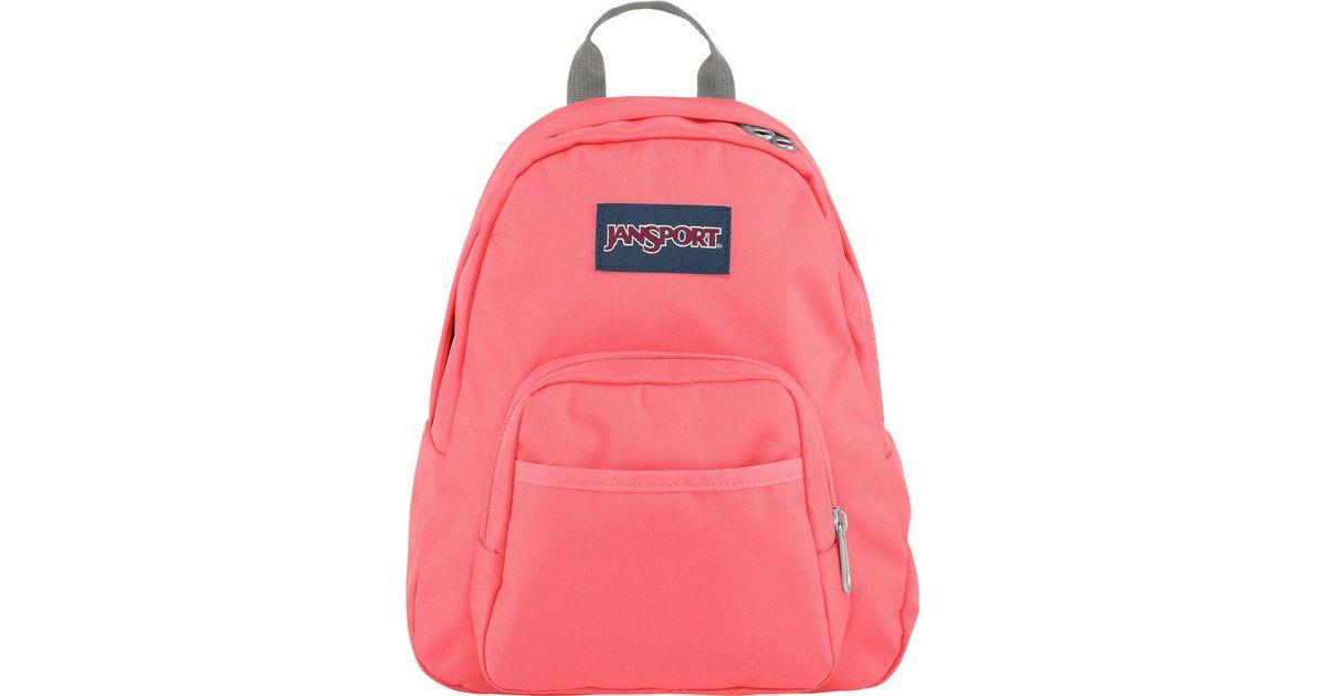 Lyst - Jansport Half Pint 10l Backpack in Pink for Men dca1d08851213