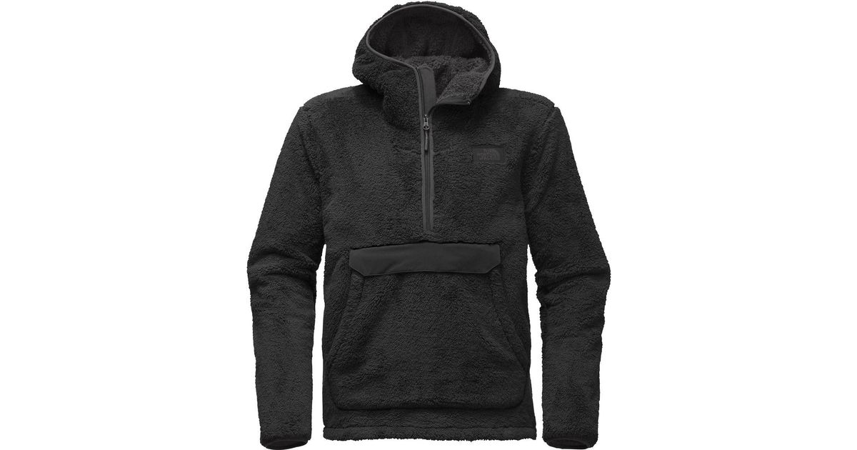 6b80500bfa92 Lyst - The North Face Campshire Hooded Pullover Hoodie in Black for Men