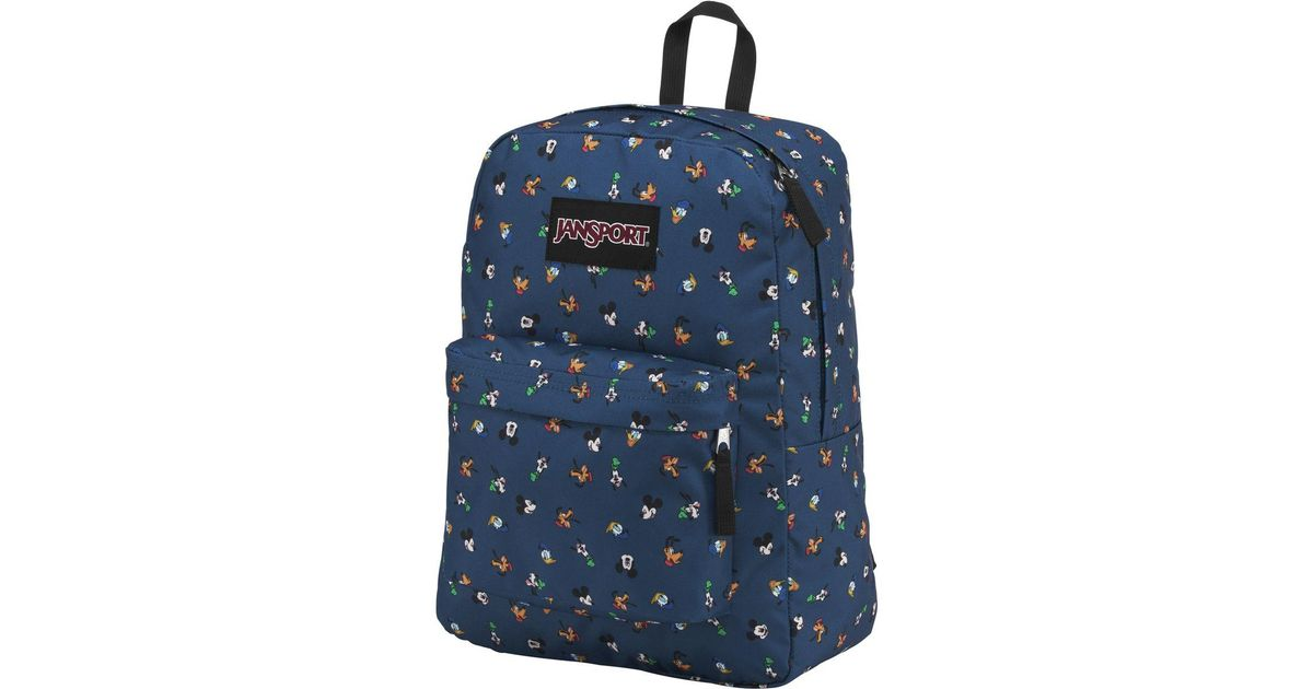 fcc56278599 Lyst - Jansport Disney Superbreak Gang Dot 25l Backpack in Blue for Men