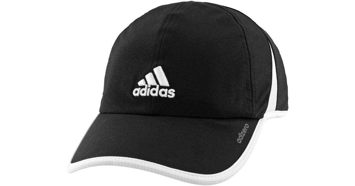 ab6861bd907 Lyst - Adidas Originals Adizero Ii Cap in Black for Men