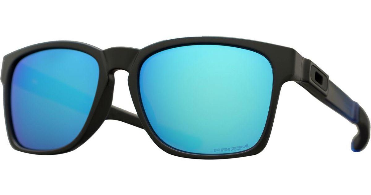 Lyst - Oakley Catalyst Prizm Sunglasses in Blue 8b6551432b07