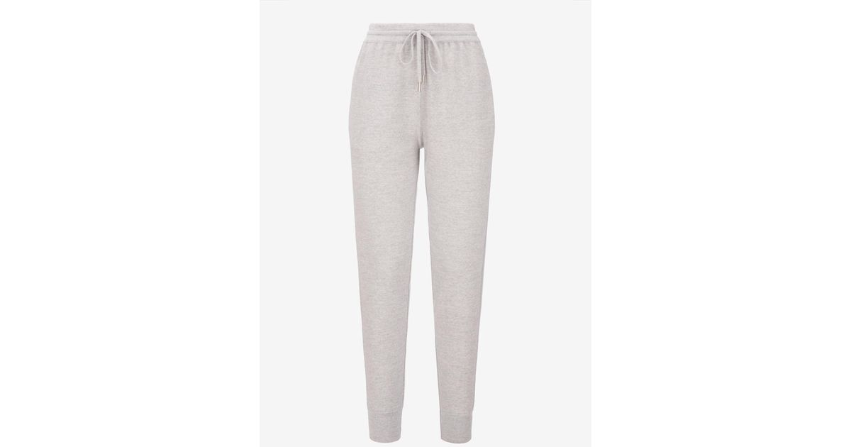 27b4ddc4 Lyst - Bally Wool Tracksuit Bottoms in Gray