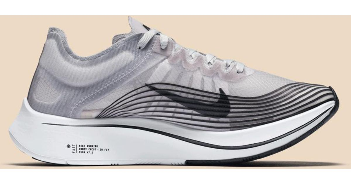 e974cc6be542 Lyst - Nike Zoom Fly Sp Gpx Rs in White