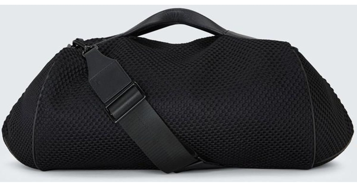 ad7898f439 Lyst - The Transience Gym Bag 02 in Black
