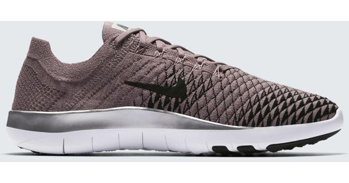 best website 72d42 d3644 Lyst - Nike Free Tr Flyknit 2 Bionic Training Shoe in Gray . 641530403  Automne Hiver 2018 Femmes Nike Free 1.0 Cross ...