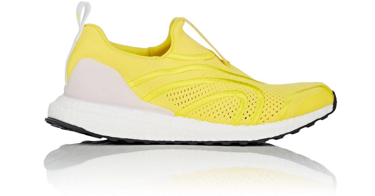 huge discount f0663 831e4 Lyst - adidas By Stella McCartney Ultra Boost Uncaged in Yellow