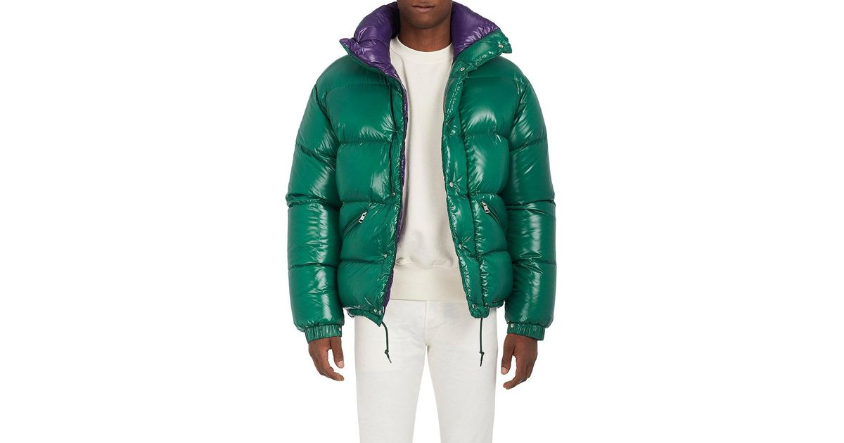b98d858e6 Lyst - Moncler Oversized Tech in Green for Men