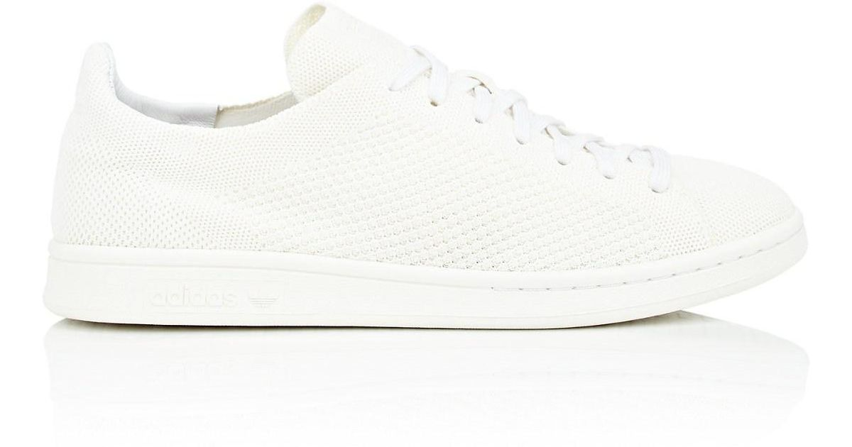 dcba45187cf adidas Hu Holi Stan Smith Bc Primeknit Sneakers in White for Men - Lyst