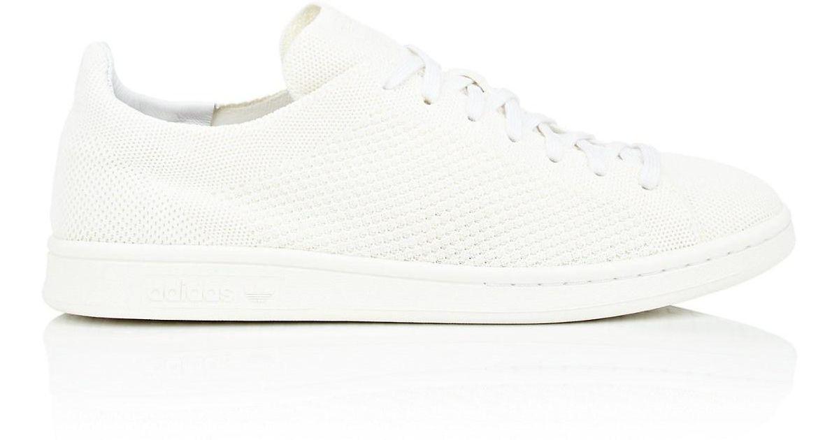 dcba45187cf adidas Hu Holi Stan Smith Bc Primeknit Sneakers in White for Men - Lyst