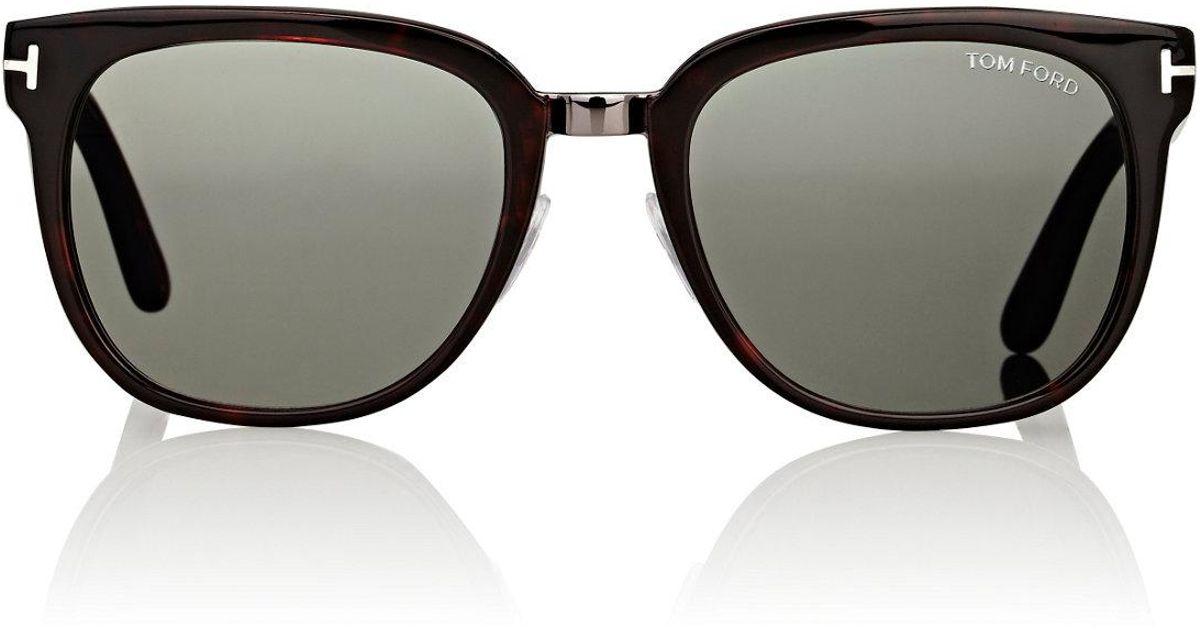 6828e453d7f4 Tom Ford Rock Sunglasses for Men - Lyst