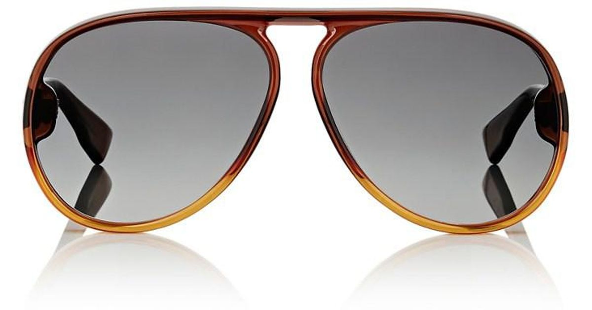 6b557986ace8a Dior lia Sunglasses in Green - Lyst