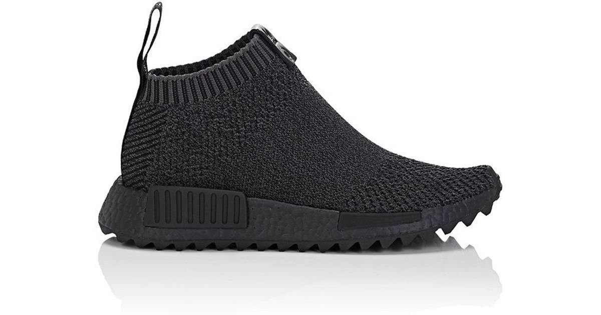 timeless design b3794 a6ebe Adidas - Black Nmd City Sock 1 Primeknit Sneakers for Men - Lyst