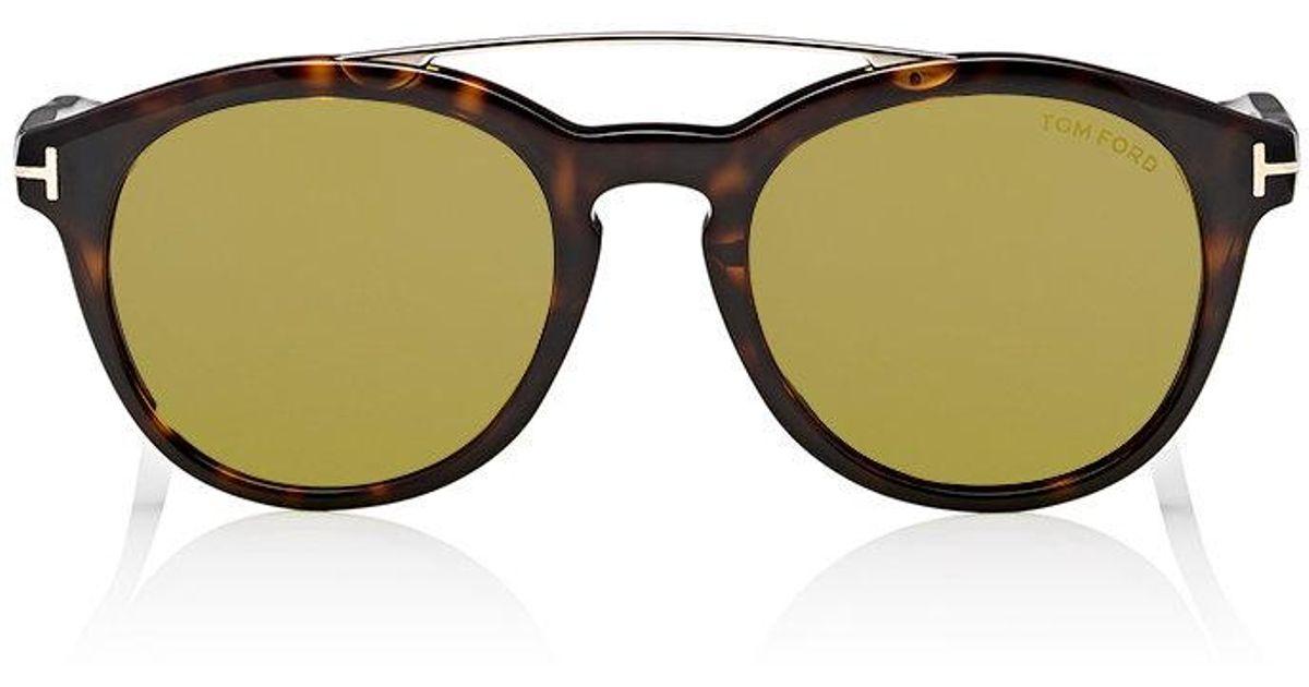 7a09b472c2 Tom Ford Newman Sunglasses