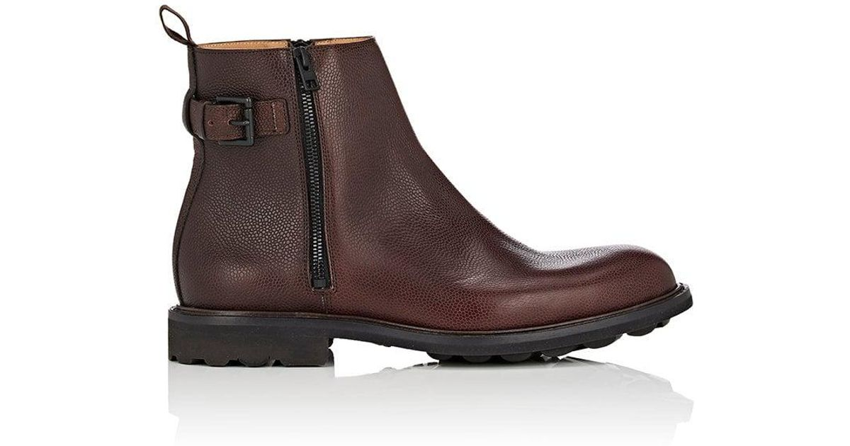 Heschung Leather Boots 0G2nKENm6R