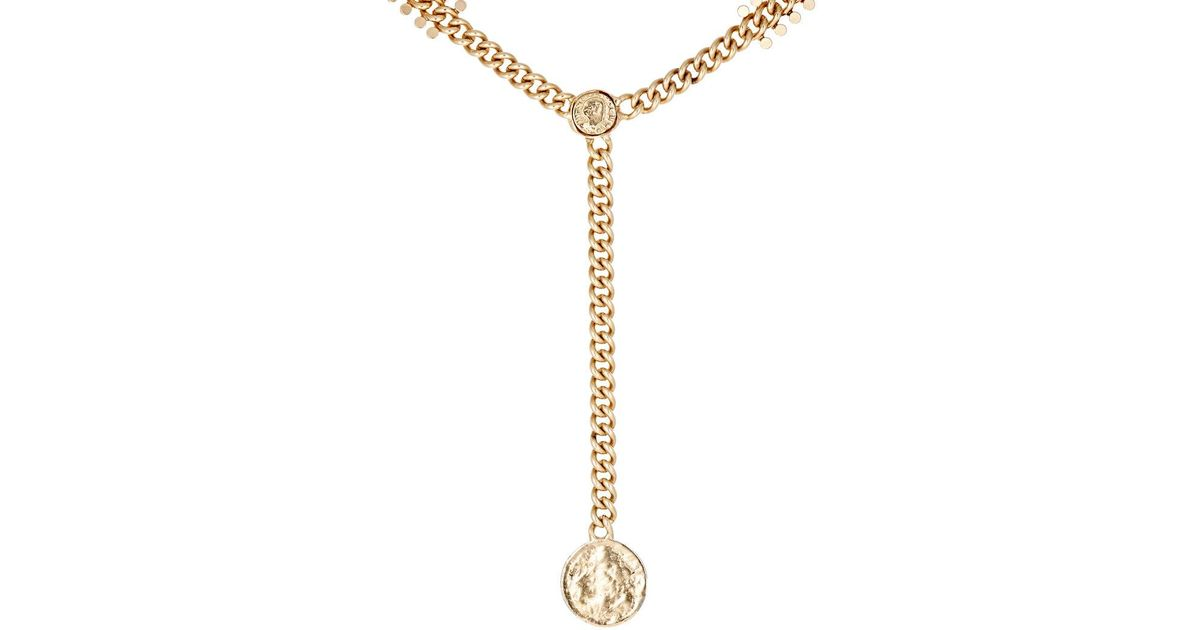 Maison Mayle Womens Luna Necklace QhXThAt