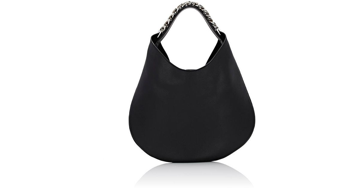Lyst - Givenchy Infinity Small Hobo Bag in Black f15aec33ff9c1