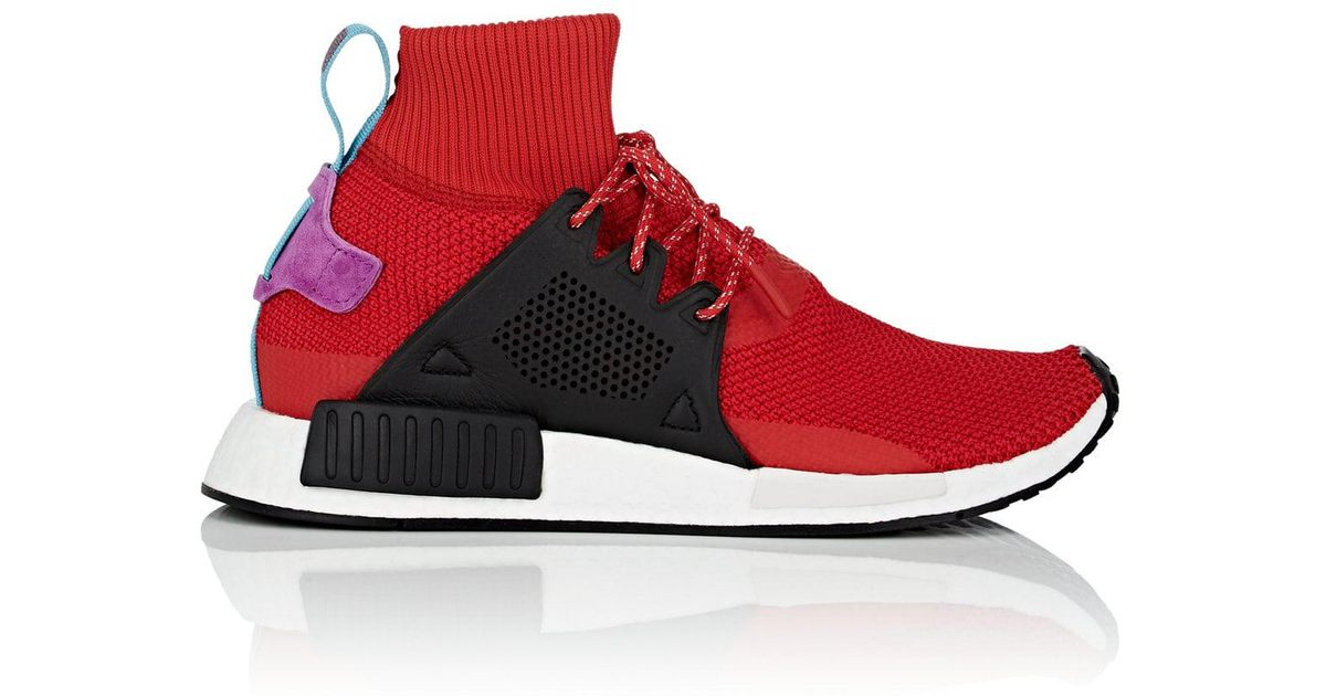 Adidas - Red Nmd Xr1 Winter Sneakers for Men - Lyst