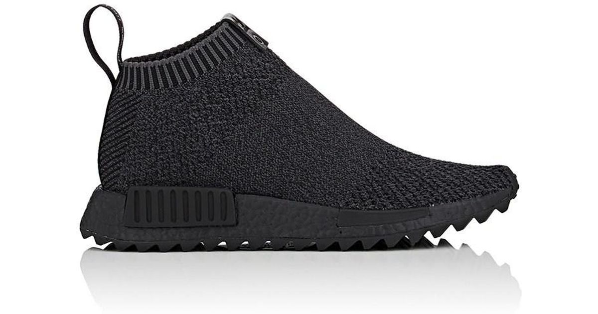 timeless design 0cde6 b7c49 Adidas - Black Nmd City Sock 1 Primeknit Sneakers for Men - Lyst