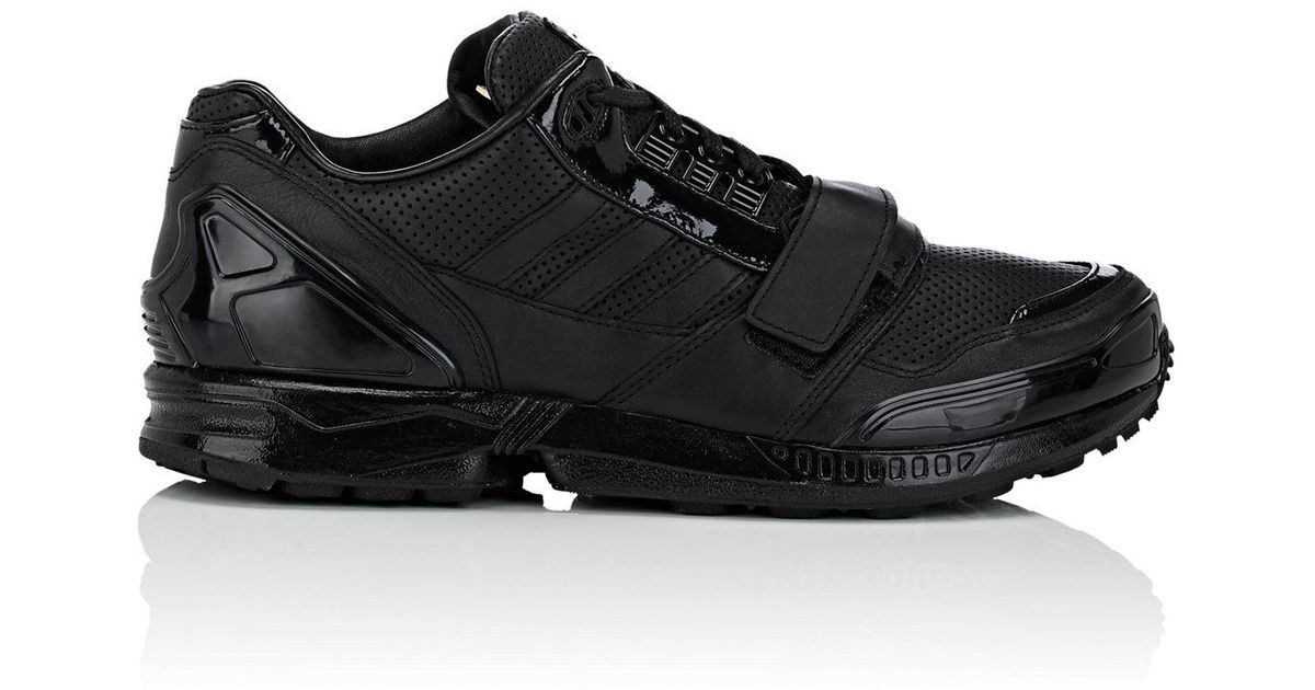 84e0a9ac7731b Lyst - adidas Zx8000 Leather Sneakers in Black for Men