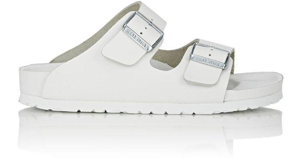 Lyst In White Sandals Monterey Birkenstock jAqc54RL3