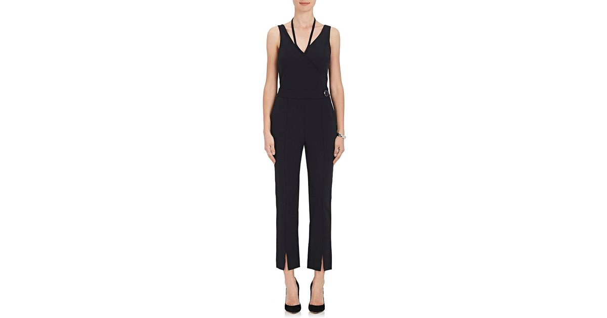 8fe22449f03 Lyst - Opening Ceremony William Cady Jumpsuit in Black