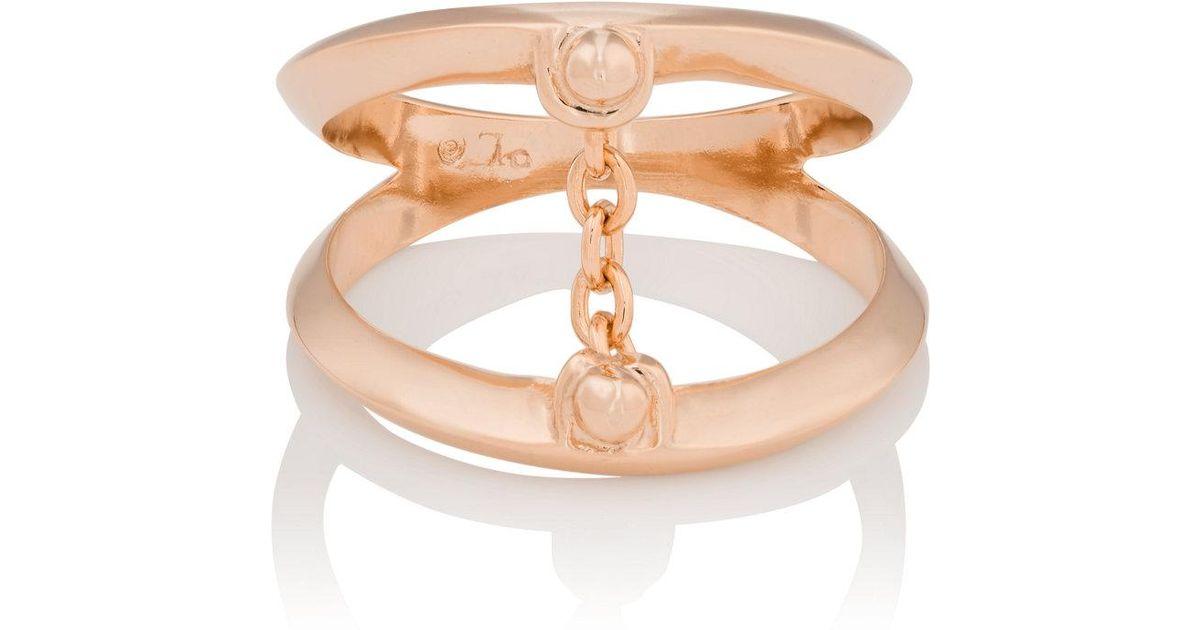 Womens Suspension Ring Pamela Love sKBmIKgr