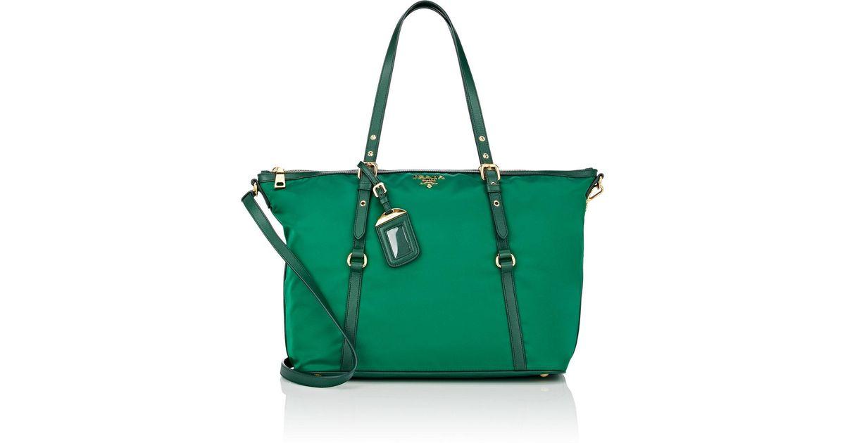 new zealand prada green tote bag 90ee3 f25b0 17643ea2ed