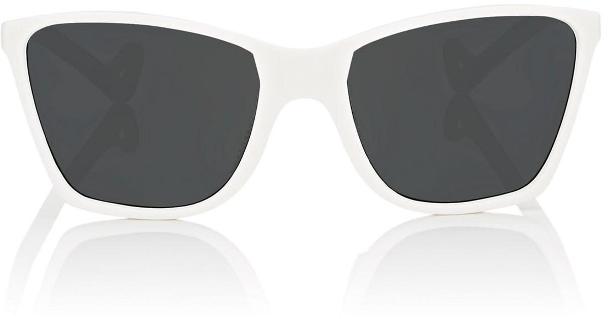 0b03161b34 Lyst - District Vision Keiichi Small Running Sunglasses in White for Men