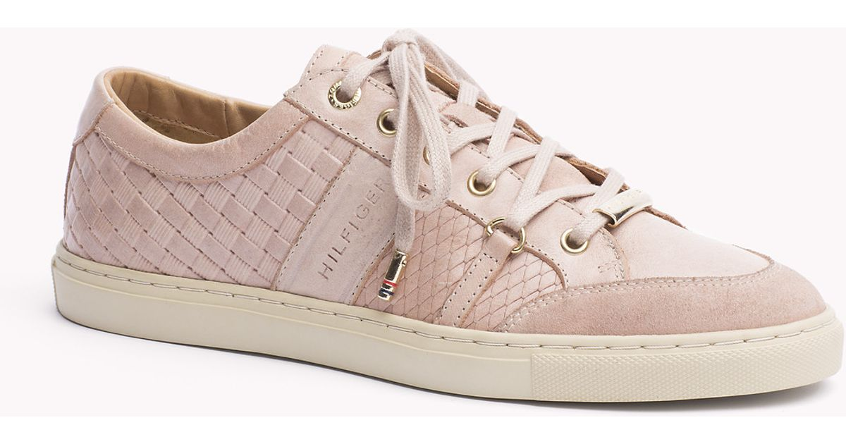 b860210c6 Tommy Hilfiger Tina Sneaker in Pink - Lyst