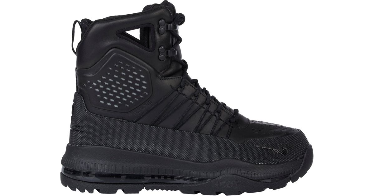 12863db0565a0 Lyst - Nike Zoom Superdome Boots in Black for Men