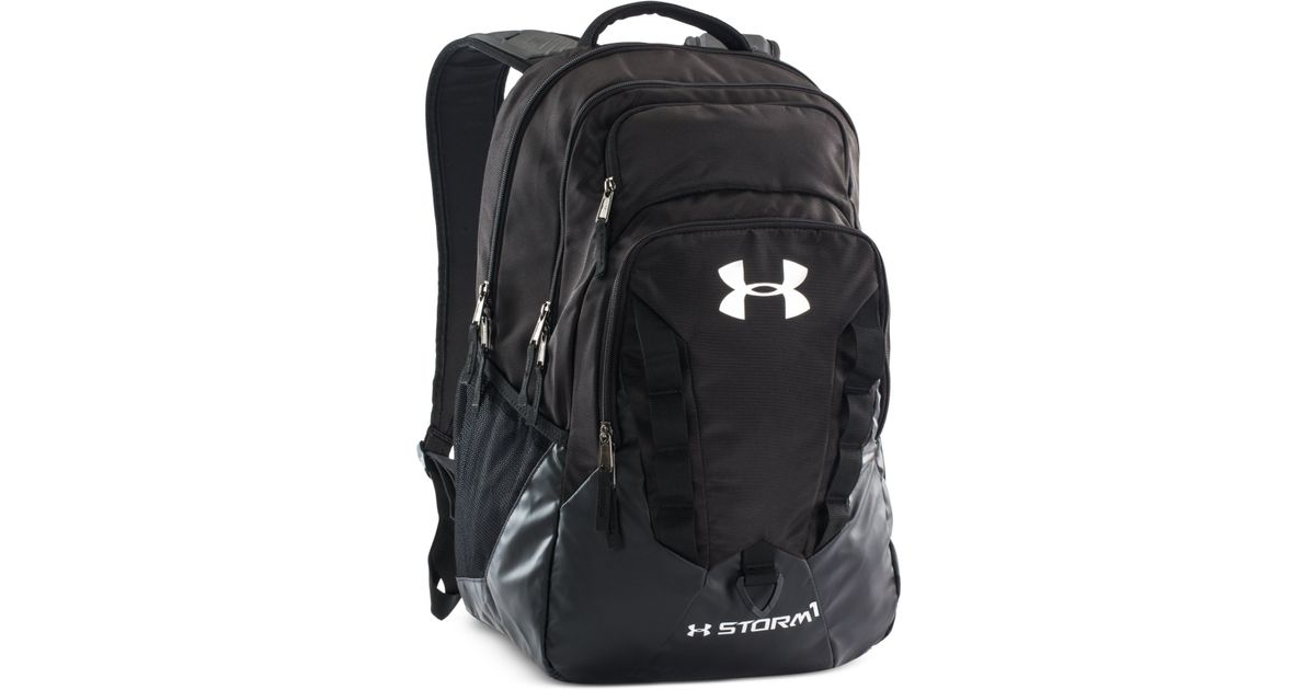 e8ab327ffee3 Lyst - Under Armour Storm Recruit Backpack in Black for Men