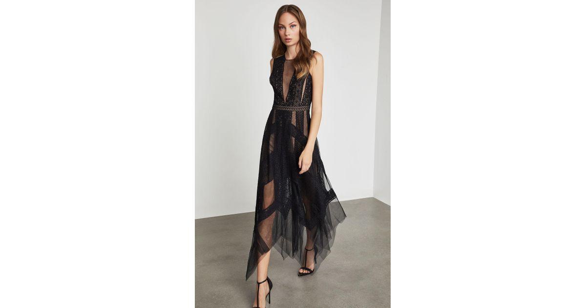 a46125c715e6b Black Lace Dress Bcbg – Little Black Dress | Black Lace Bridesmaid ...