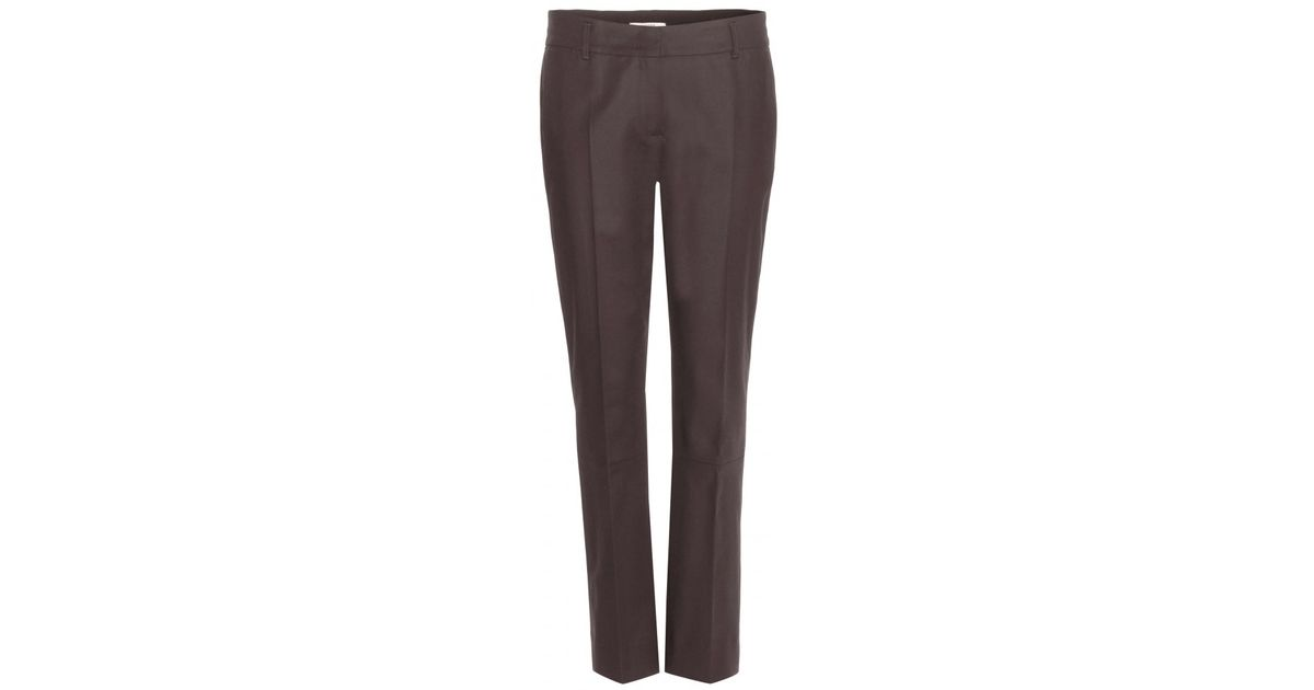 Bold Silhouette cotton pants Dorothee Schumacher MVxhvvvfzp