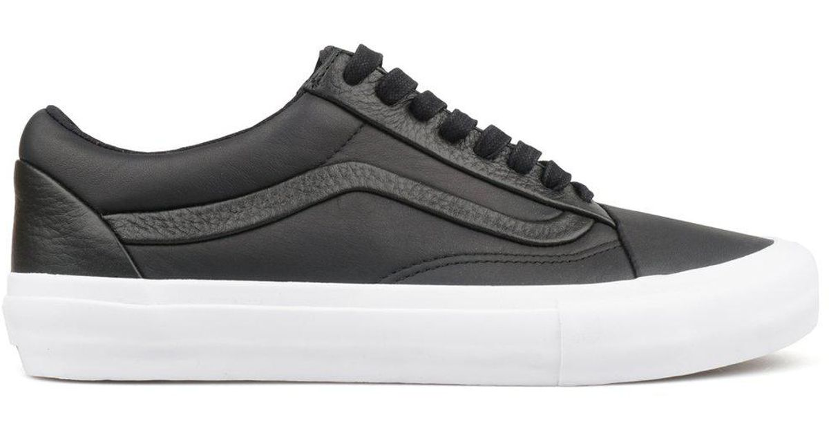 Lyst - Vans Old Skool St Pro Lx in Black for Men 854baae1c0
