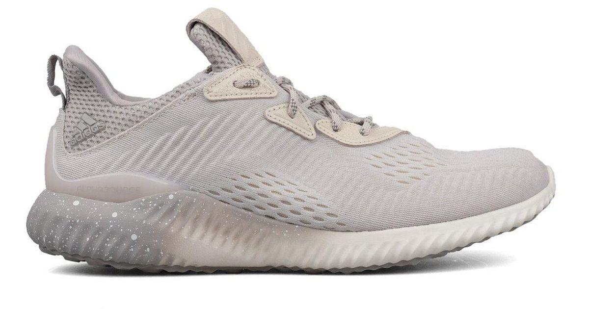new product 0c21e ec99e Adidas Originals - Gray Reigning Champ Alphabounce for Men - Lyst