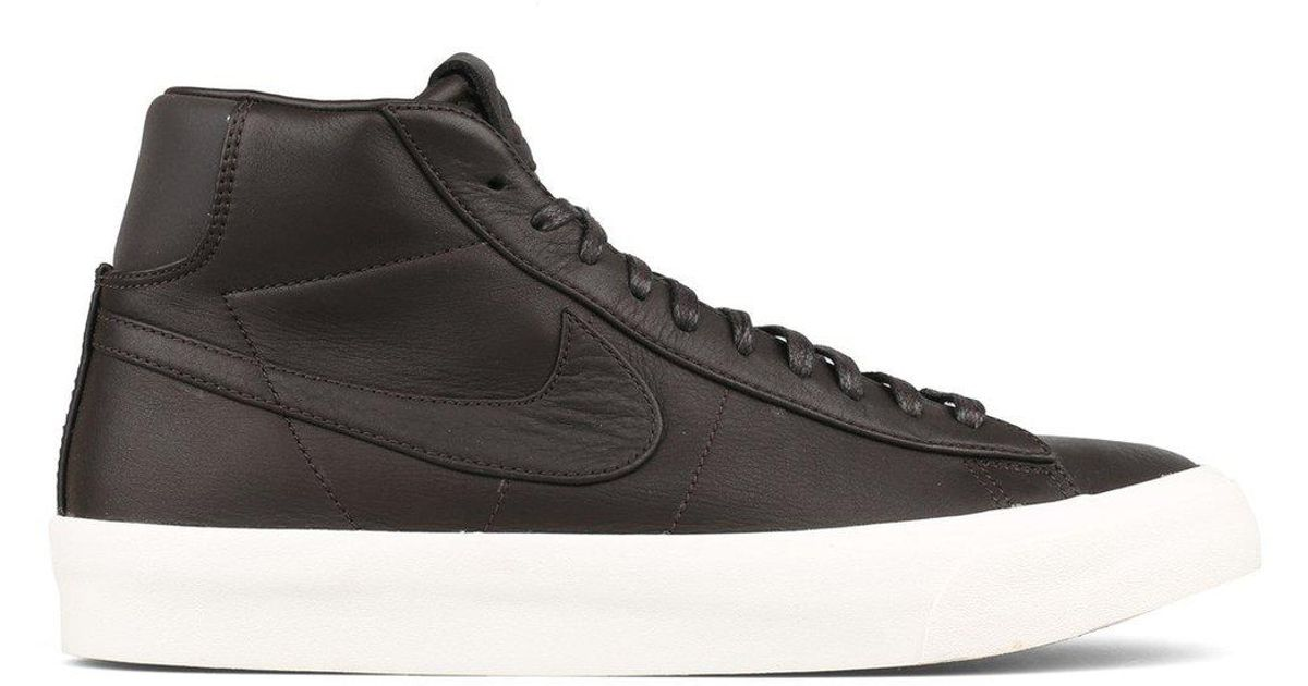 the best attitude 671d1 043eb Lyst - Nike Nikelab Blazer Studio Mid for Men