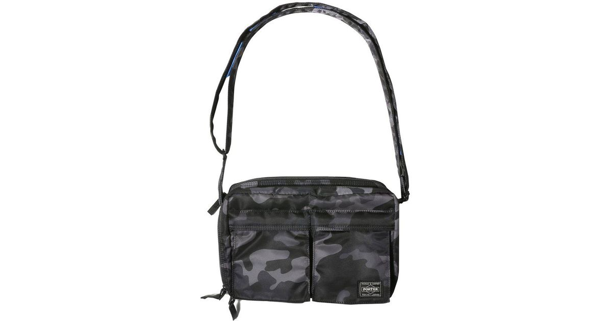 a7b276825159 Head Porter - Black Shoulder Bag (s) - Lyst