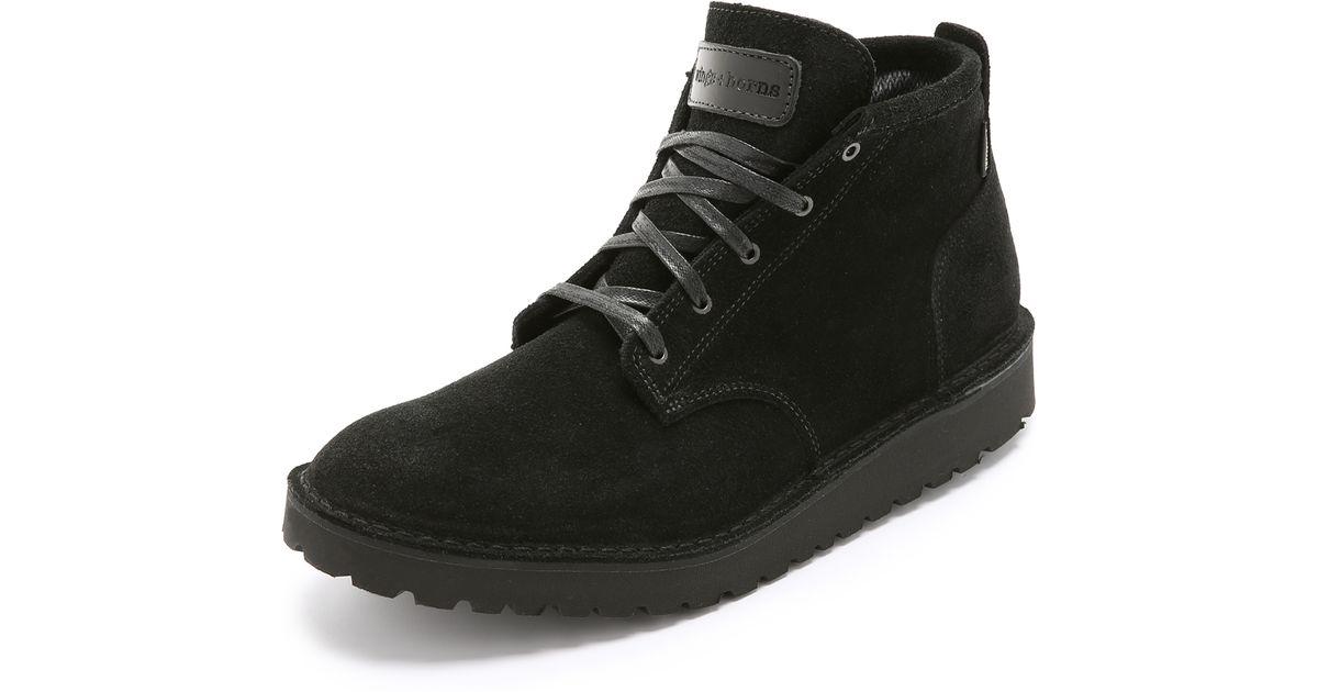 Wings   horns Danner X Gore Tex Boots in Black for Men | Lyst
